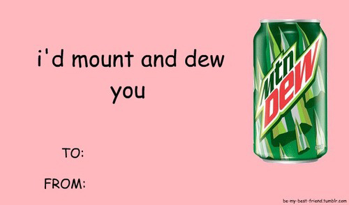 Funny Valentines Day ecards for Every Kind of Person – Food Valentine Cards