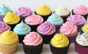 Cupcake workshop @ Studio 15